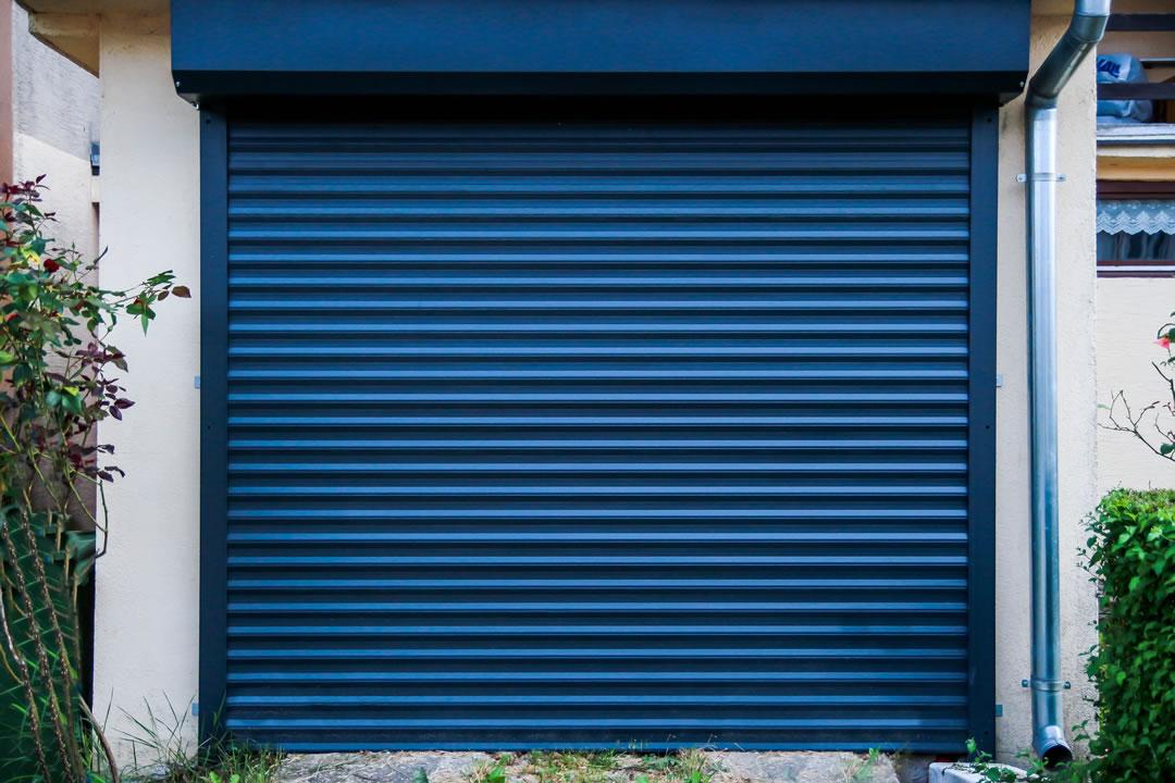 medved metali - garažna vrata