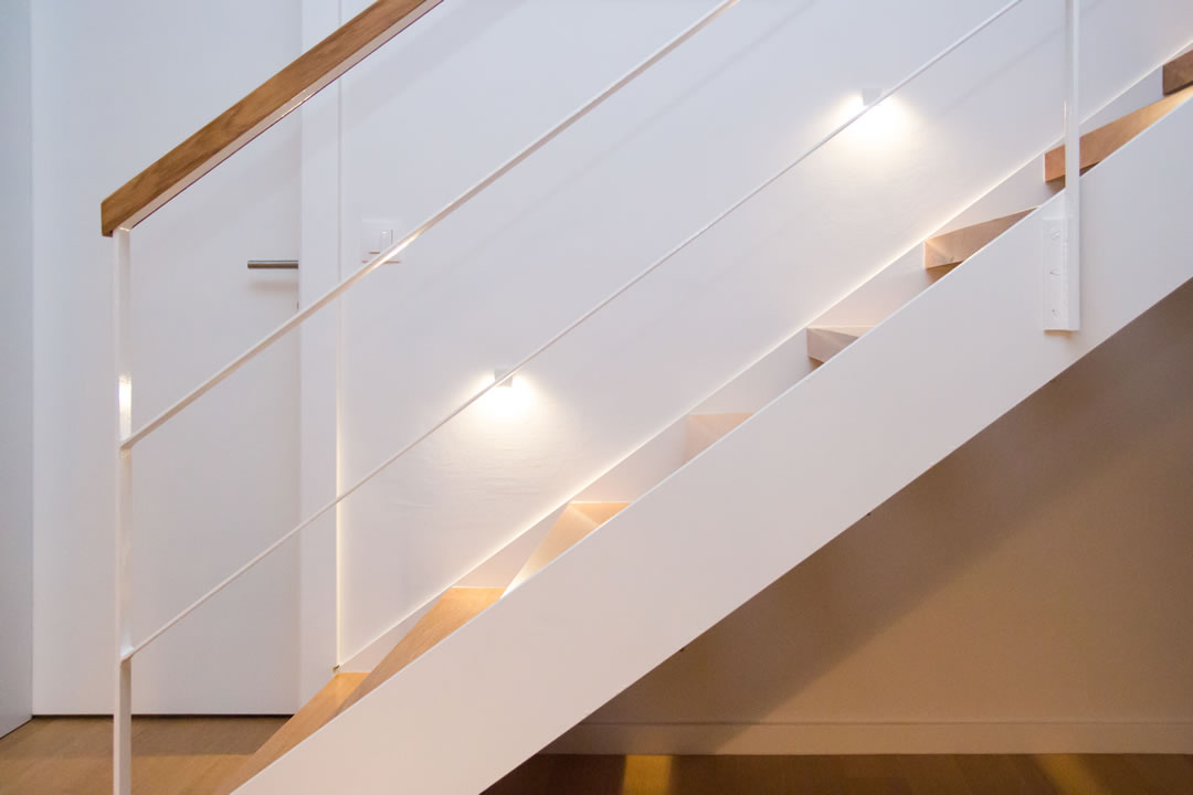 medved metali - stepenice