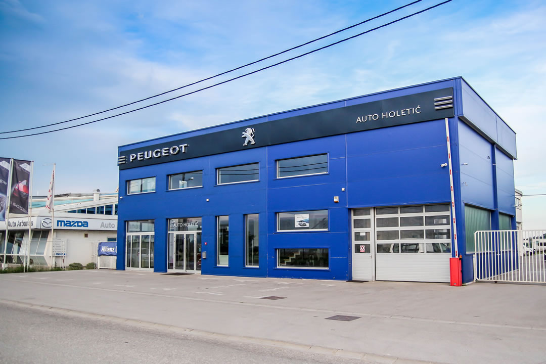Industrijska vrata Peugeot Medved metali