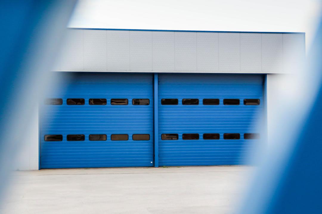 Industrijska vrata Medved metali