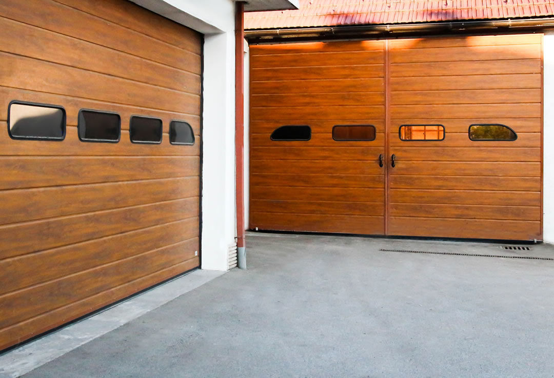 Medved metali garažna vrata